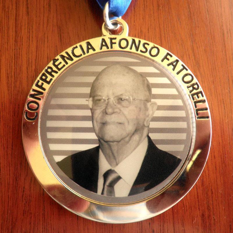 A medalha Afonso Fatorelli