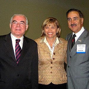 Casais Regina e Miguel Padilha, Liana e Marcelo Ventura (Recife, PE)