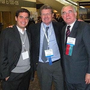 Henrique Padilha, Carlos Nicoli (Argentina), Miguel Padilha