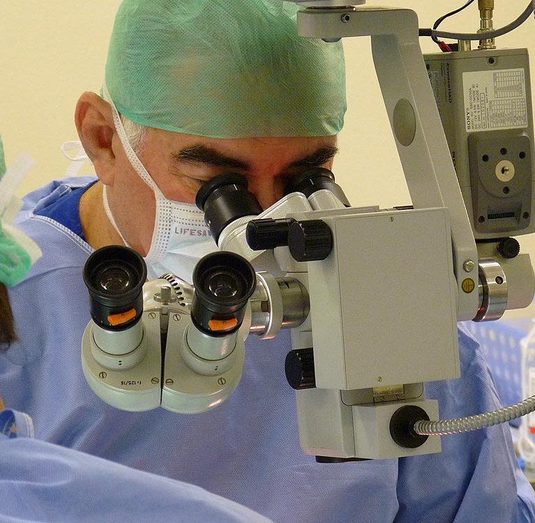 cirurgia refativa