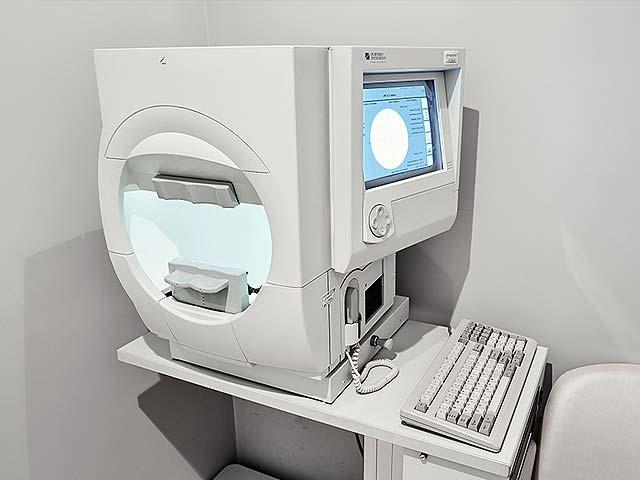 campimetria computadorizada