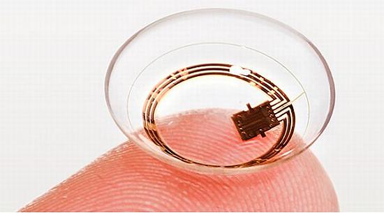 Google-Smart-Contact-Lenses